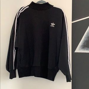 Adidas turtle neck sweater